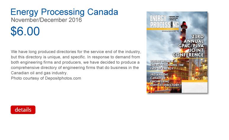 Energy Processing Canada