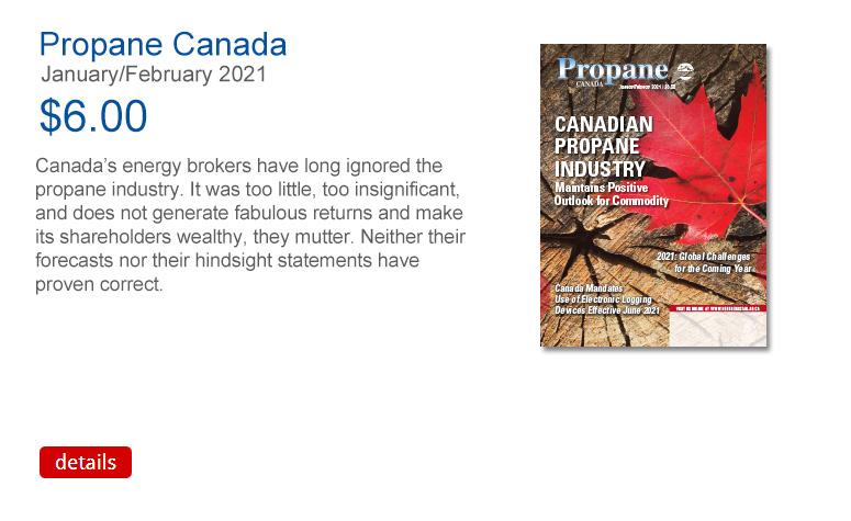 Propane Canada January/February 2021