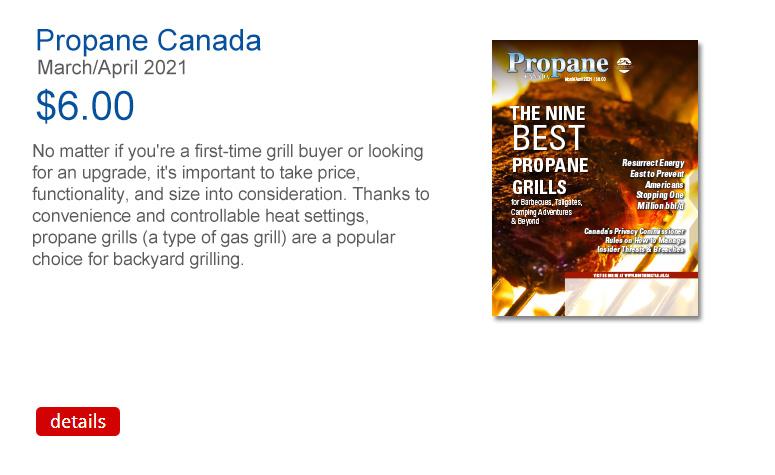 Propane Canada March/April 2021