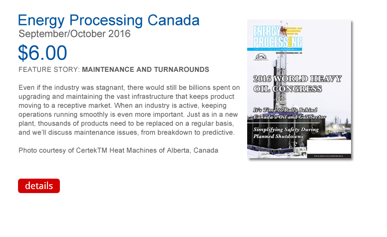 Energy Processing Canada